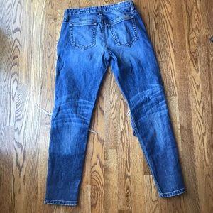 Joe's Jeans Jeans - Joe's Jeans Billie Crop Boyfriend Jeans